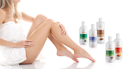 Post hair removal products